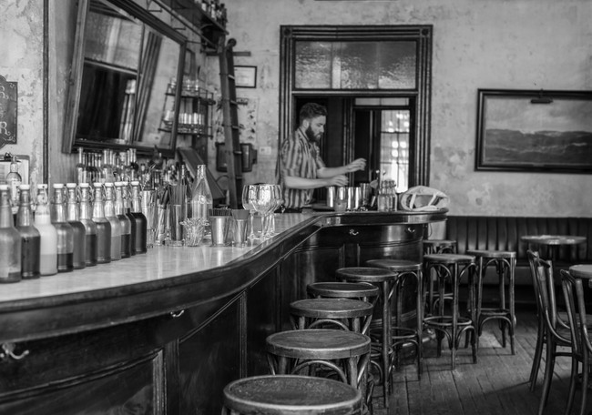Old Hotel Bar on Bedford Ave