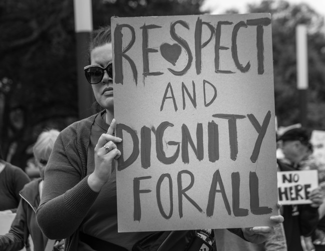 Respect and Dignity
