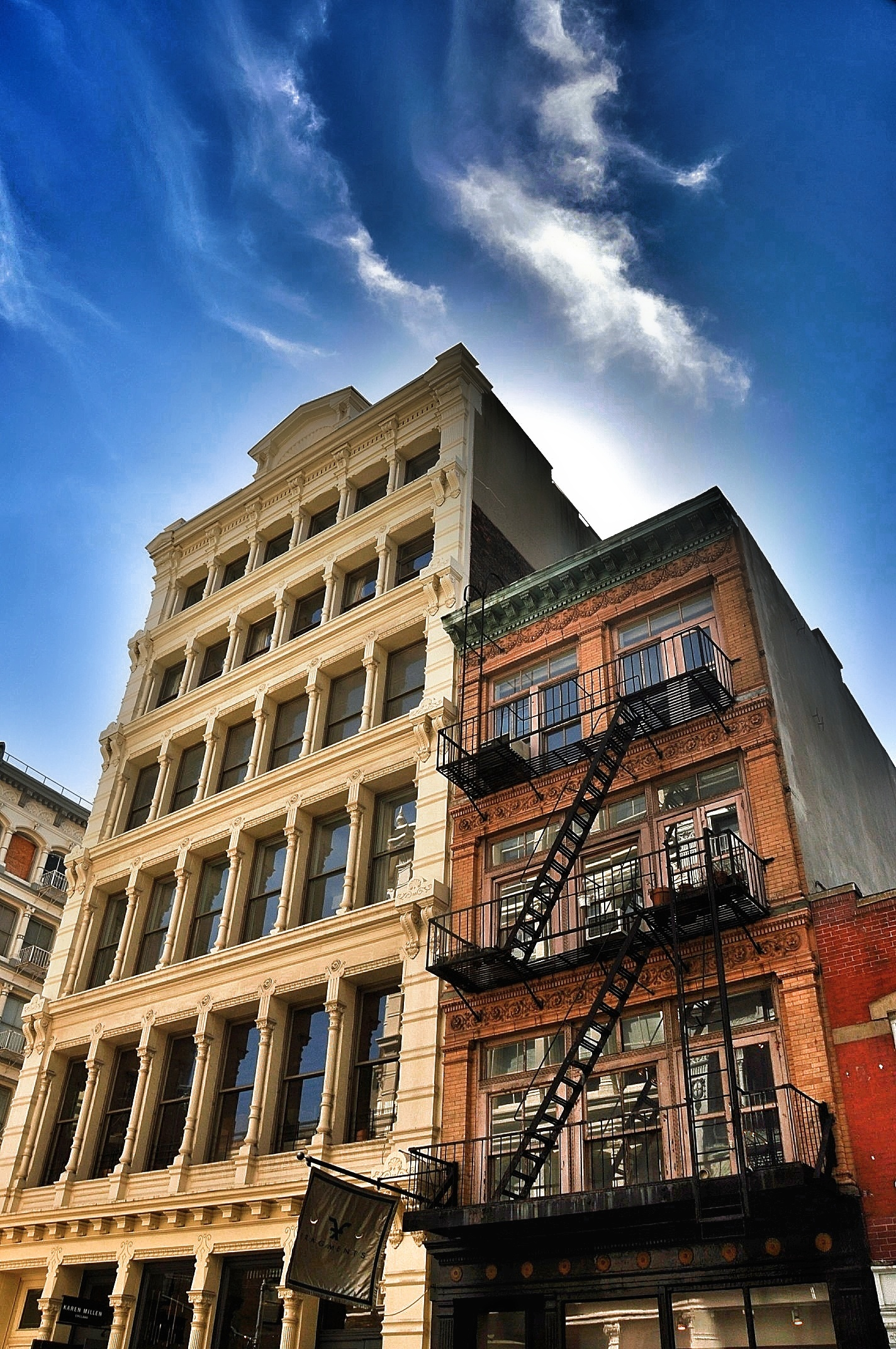 Lofts in Soho