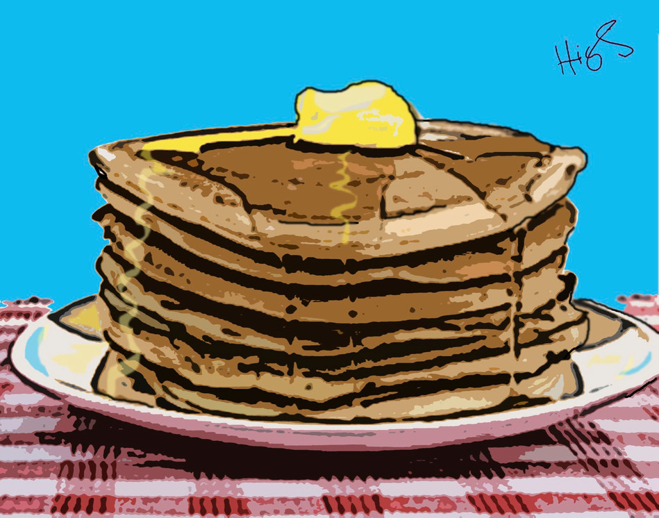 Pop Pancakes