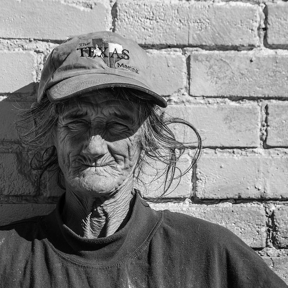 Street Portrait of Carol