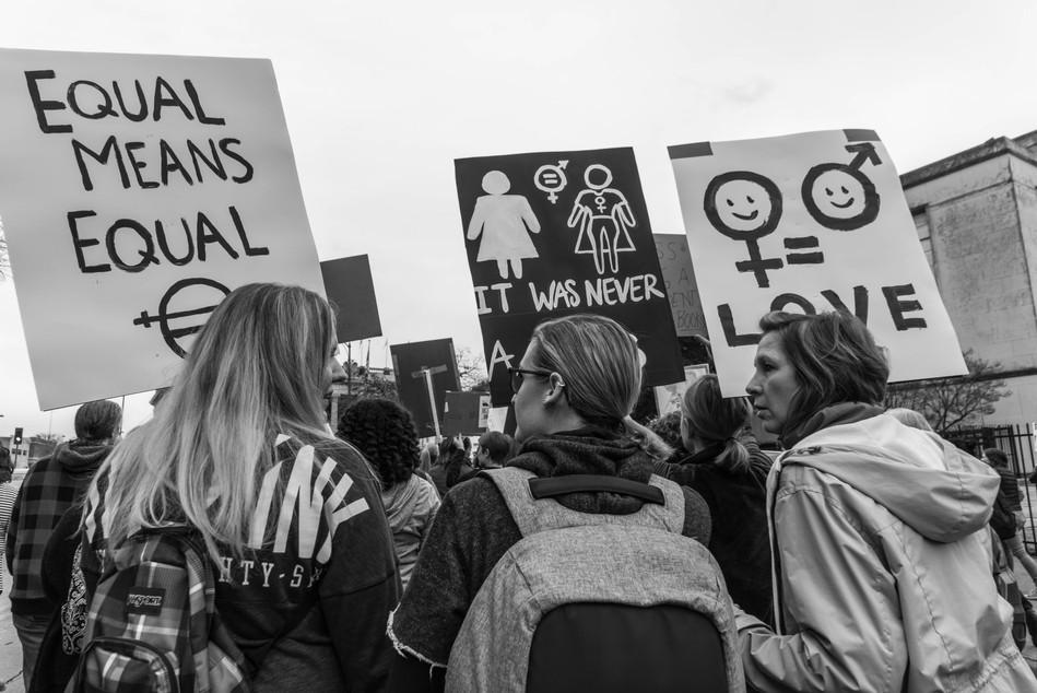 Women's March, January 21st, 2017