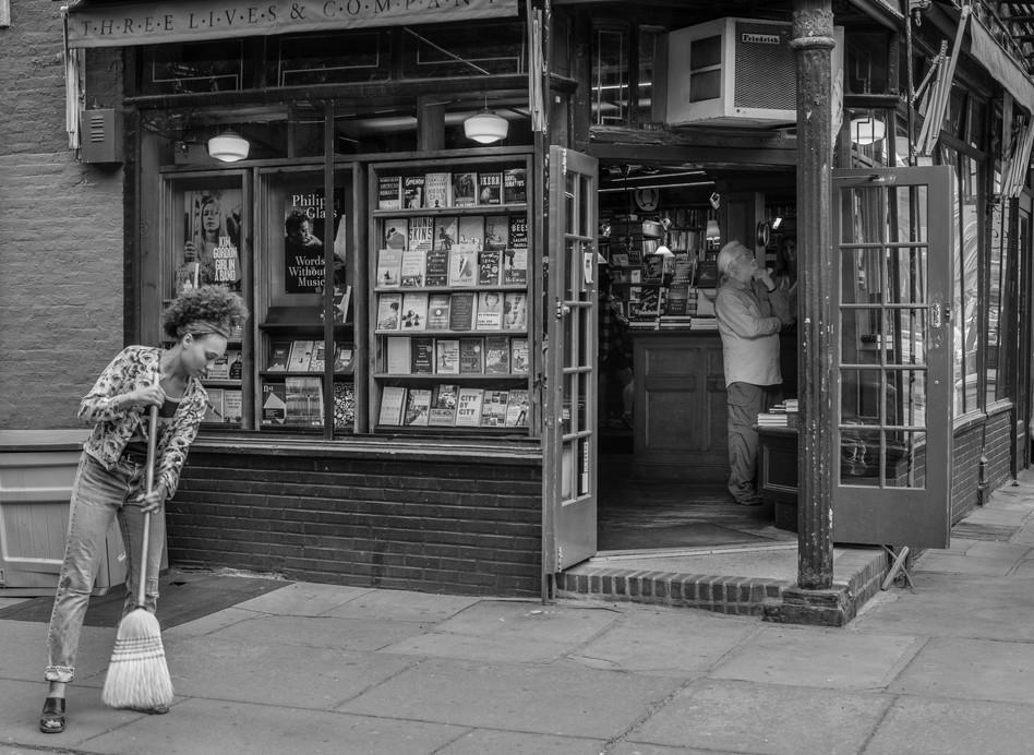 Three Lives & Company bookstore