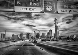 Denton Exit Right