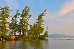 The Needles - Raquette Lake