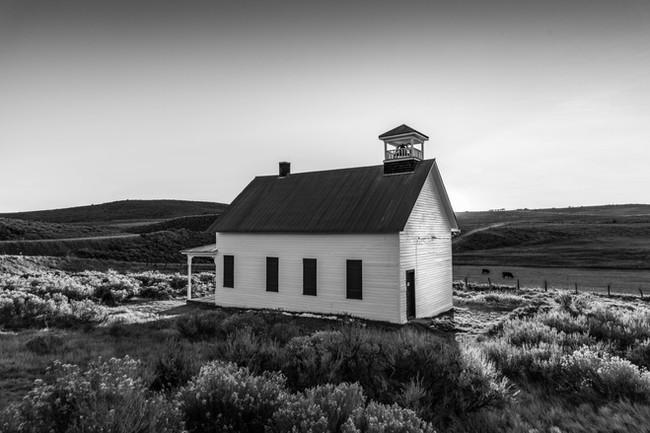 Upper Cattle Creek Schoolhouse
