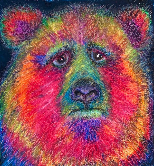 Sad Bear NFT