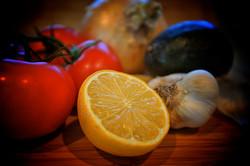 Spotlight on lemon