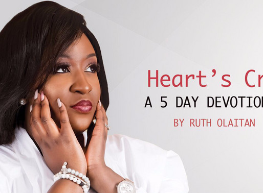 Heart's Cry Devotional