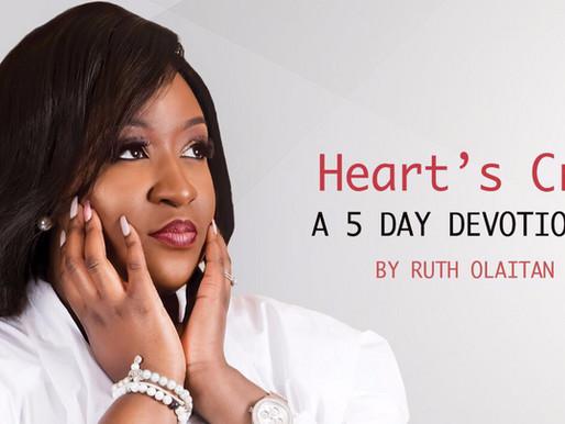 Heart's Cry Devotional