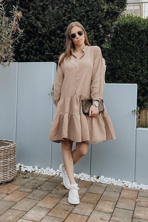Rockamora Aurora Kleid Ginger Snap