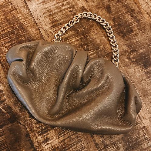 Taschenkette Gold & Silber