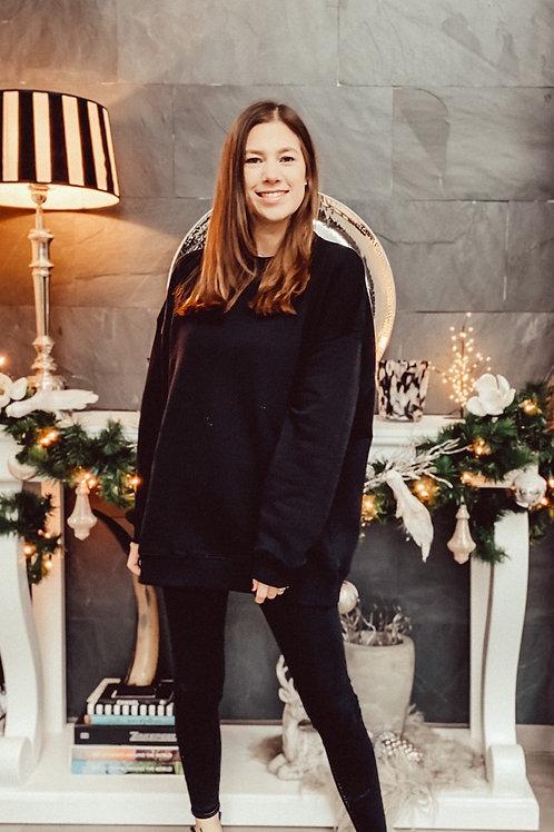 Rockamora Sweater Meleisa schwarz