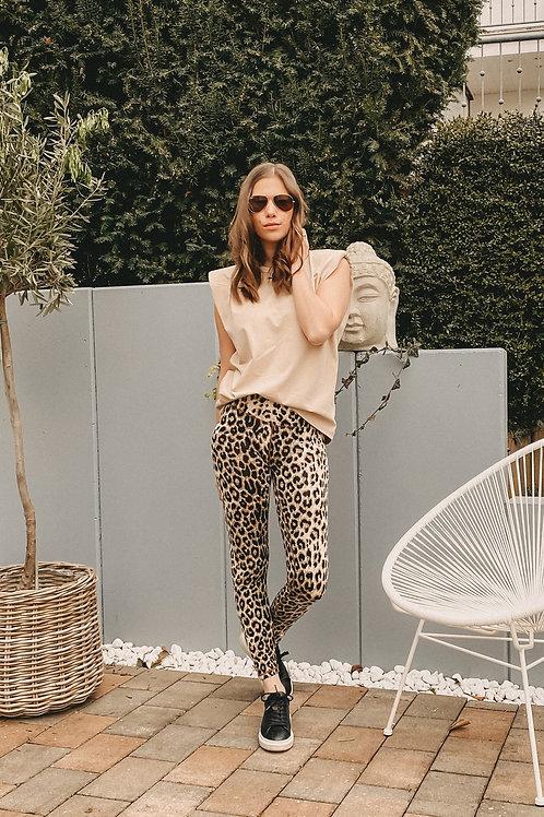Co Cotoure Leoparden Leggings