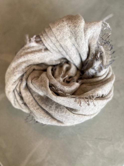 Pur Schoen Stone Grey Franse