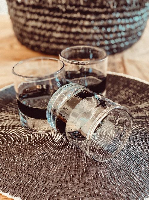 "Wasserglas ""stripe"""