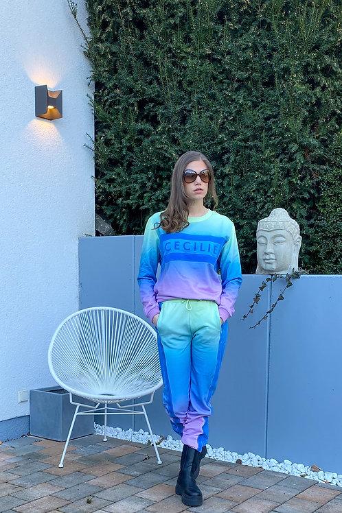 Cecilie Copenhagen Sweater Manila Rainbow