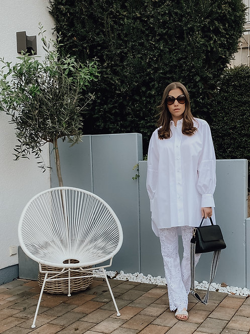 Eva Mann Oversized Bluse Vera