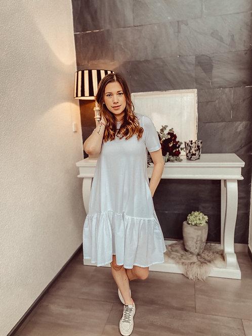 Rockamora Kleid Faanie weiß