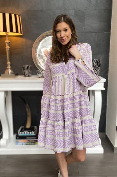 Devotion Twins Kleid  Ella Flieder