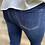 Thumbnail: Skinny Jeans Zipper Blue