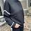 Thumbnail: Notshy Pullover Black/Ecru