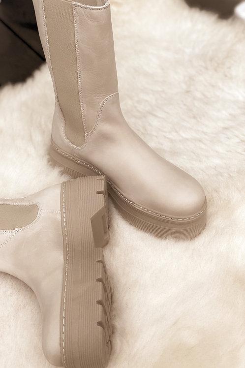 Pavement Boots Aya Nubuck