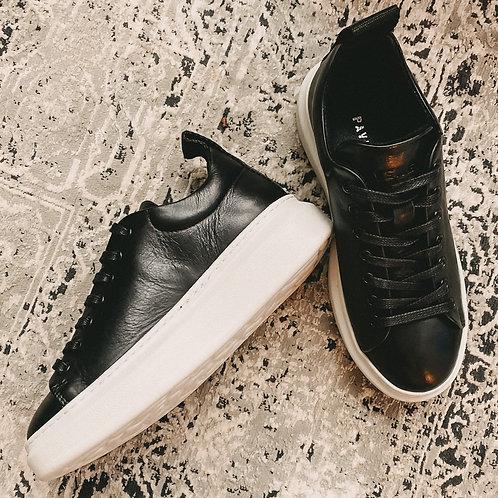 Pavement Sneaker Dee schwarz