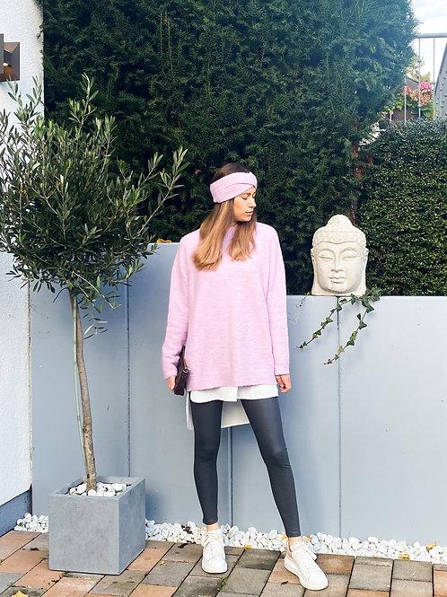 Rockamora Pullover Fern Braun &Lilac
