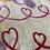 Thumbnail: Pur Schoen Herzsmiley weiß -Pink