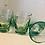 Thumbnail: Wasserglas grün