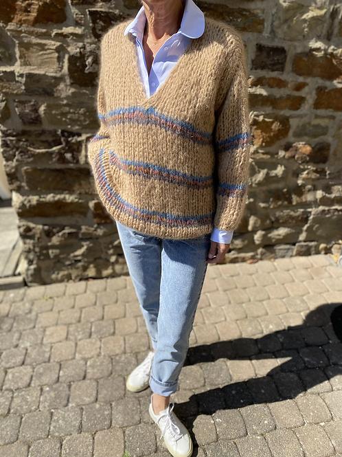 LES TROCOTS D'O Pullover Beige