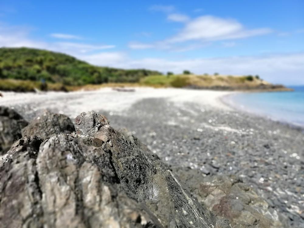 Another deserted Motuihe beach