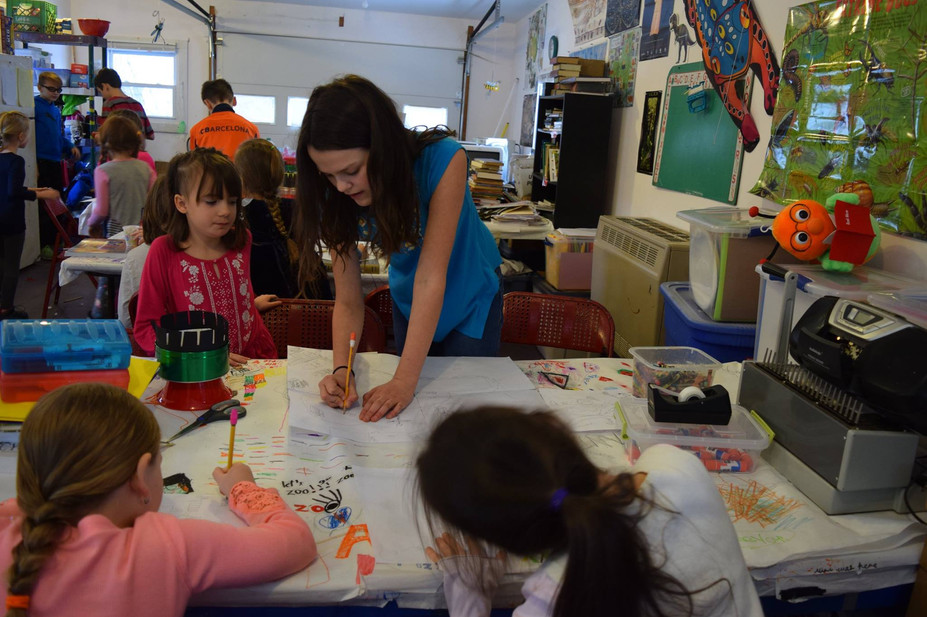 Bright Hill Youth Workshops