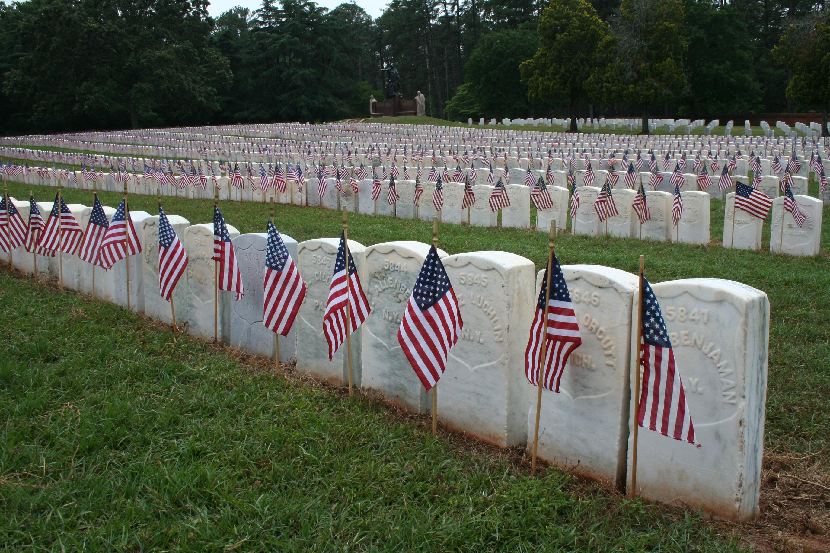 May 25th - Memorial Day