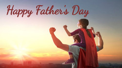 June 20th - Father's Day