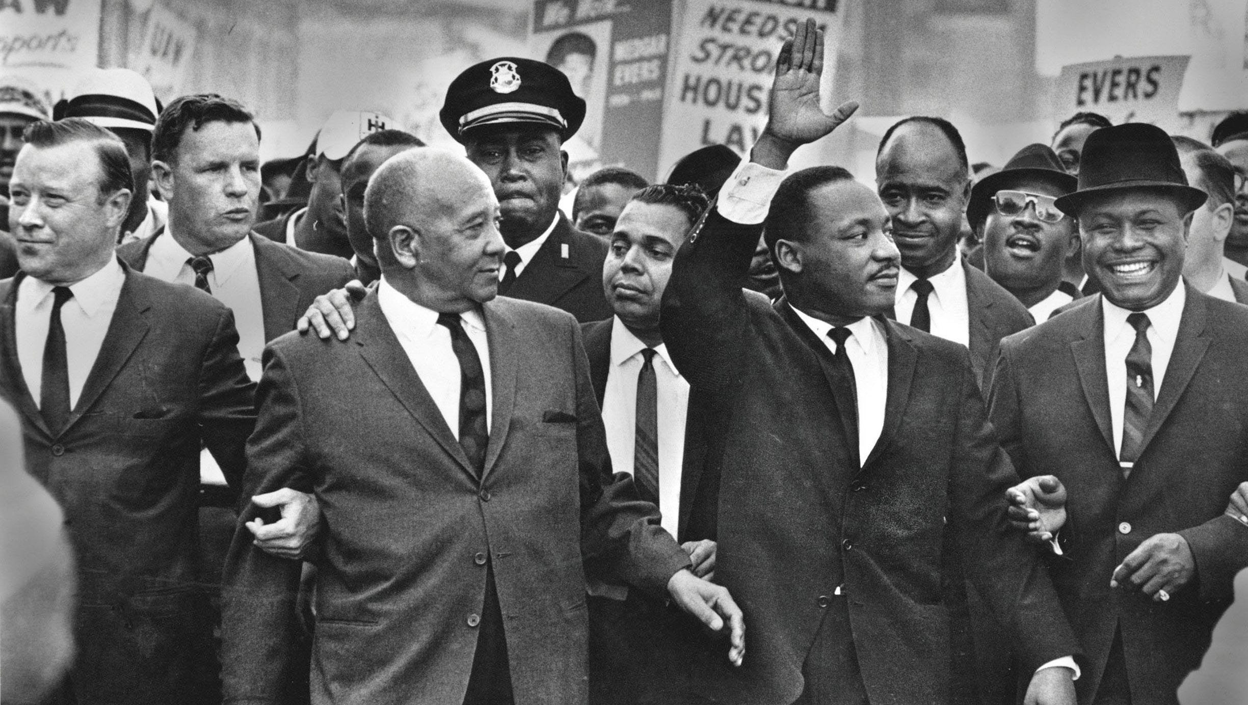 Dr. Martin Luther King Jr. Day - Jan 18th