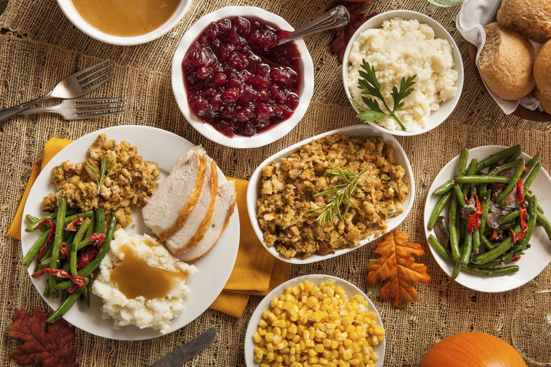 November 26th – Thanksgiving