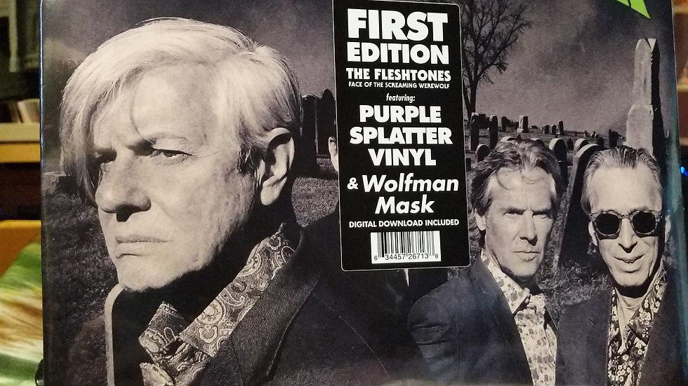 Fleshtones - Face of the Screaming Werewolf (RSD Drops Purple Splatter Vinyl)