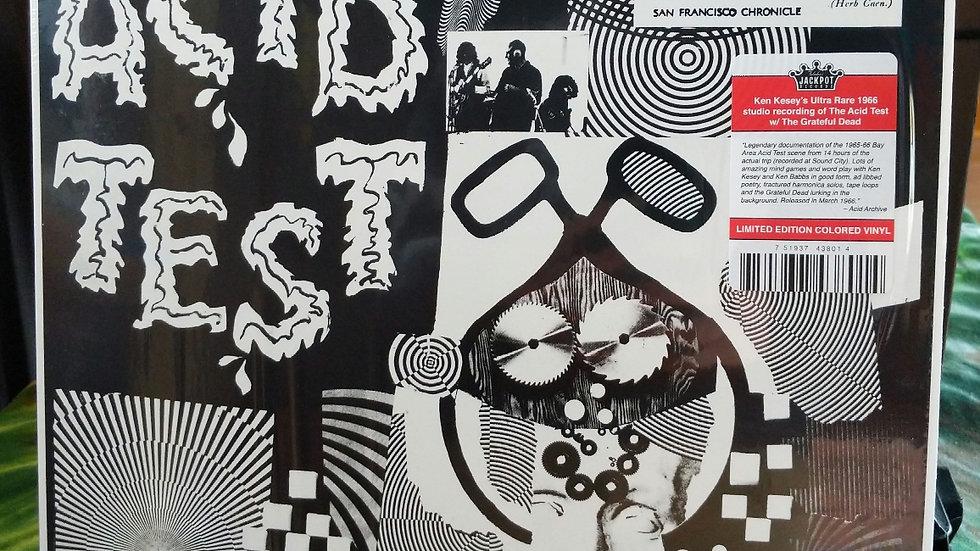 Ken Kesey w/ the Grateful Dead - The Acid Tests (Limited Pink Vinyl)