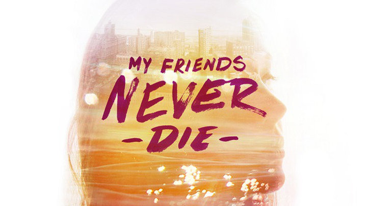 """ODESZA - My Friends Never Die (2018 12"""" EP Reissue)"""