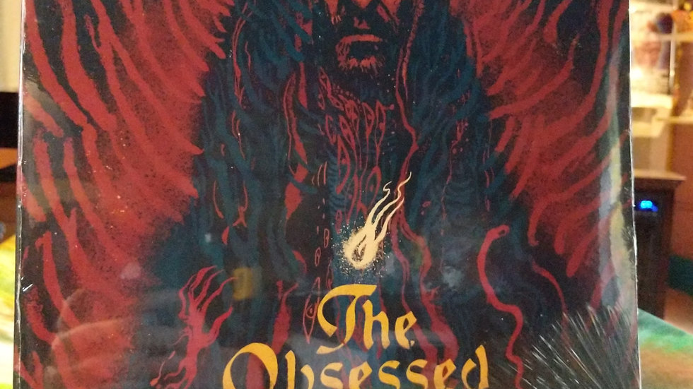 The Obsessed - Incarnate (RSD Drops Exclusive 2LP on Marbled Red & Black Vinyl)