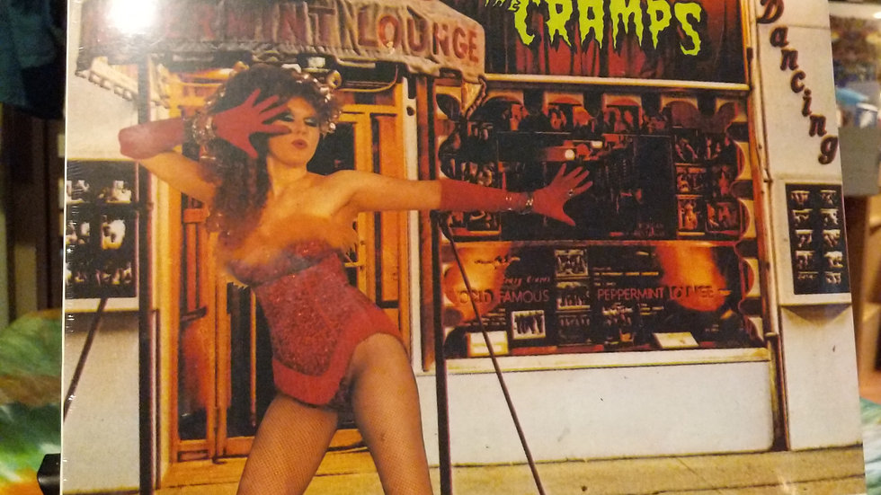 "The Cramps - Smell of Female (12"" Mini-Album Reissue)"