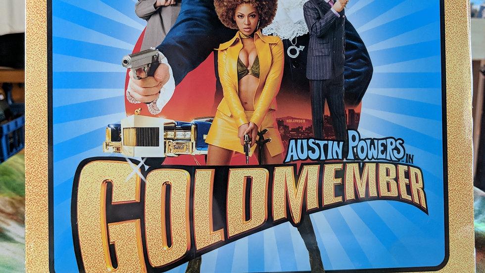 Austin Powers: Goldmember (RSD Drops Exclusive on Gold Vinyl)