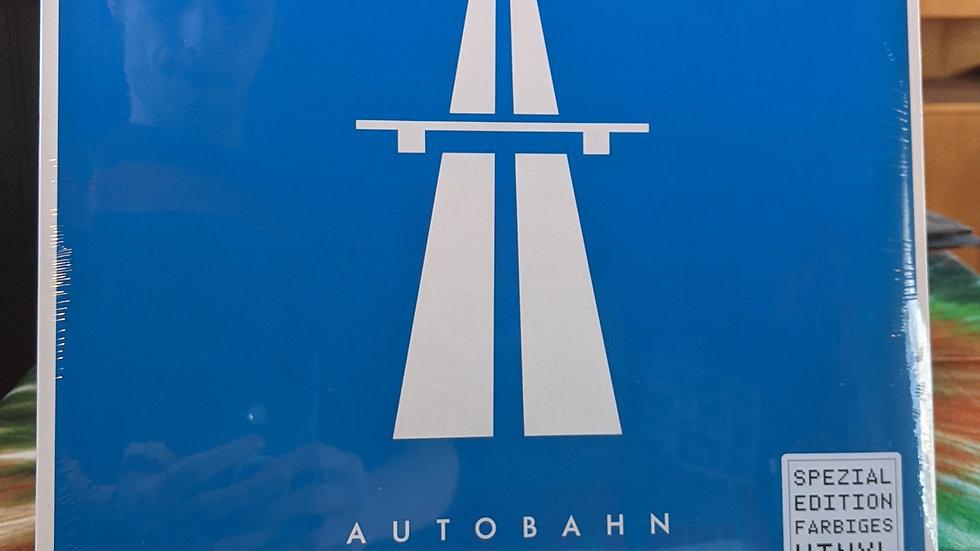 Kraftwerk - Autobahn (2020 Rocktober 180g Reissue on Translucent Blue)