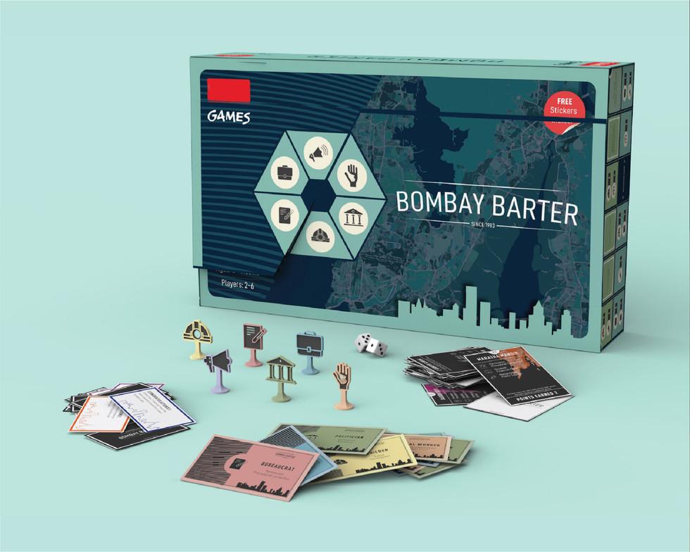 BOMBAY BARTER