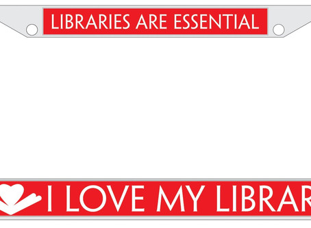 """February is """"Love Your Library"""" Month"""