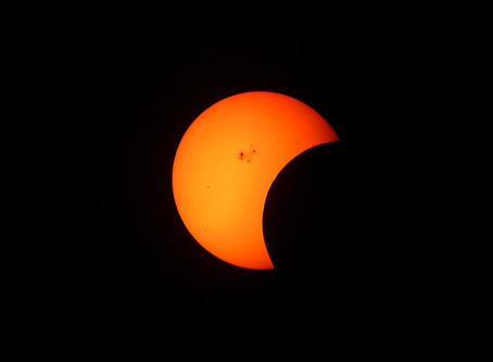 Safe Eclipse Viewing: Make a Pinhole Projector