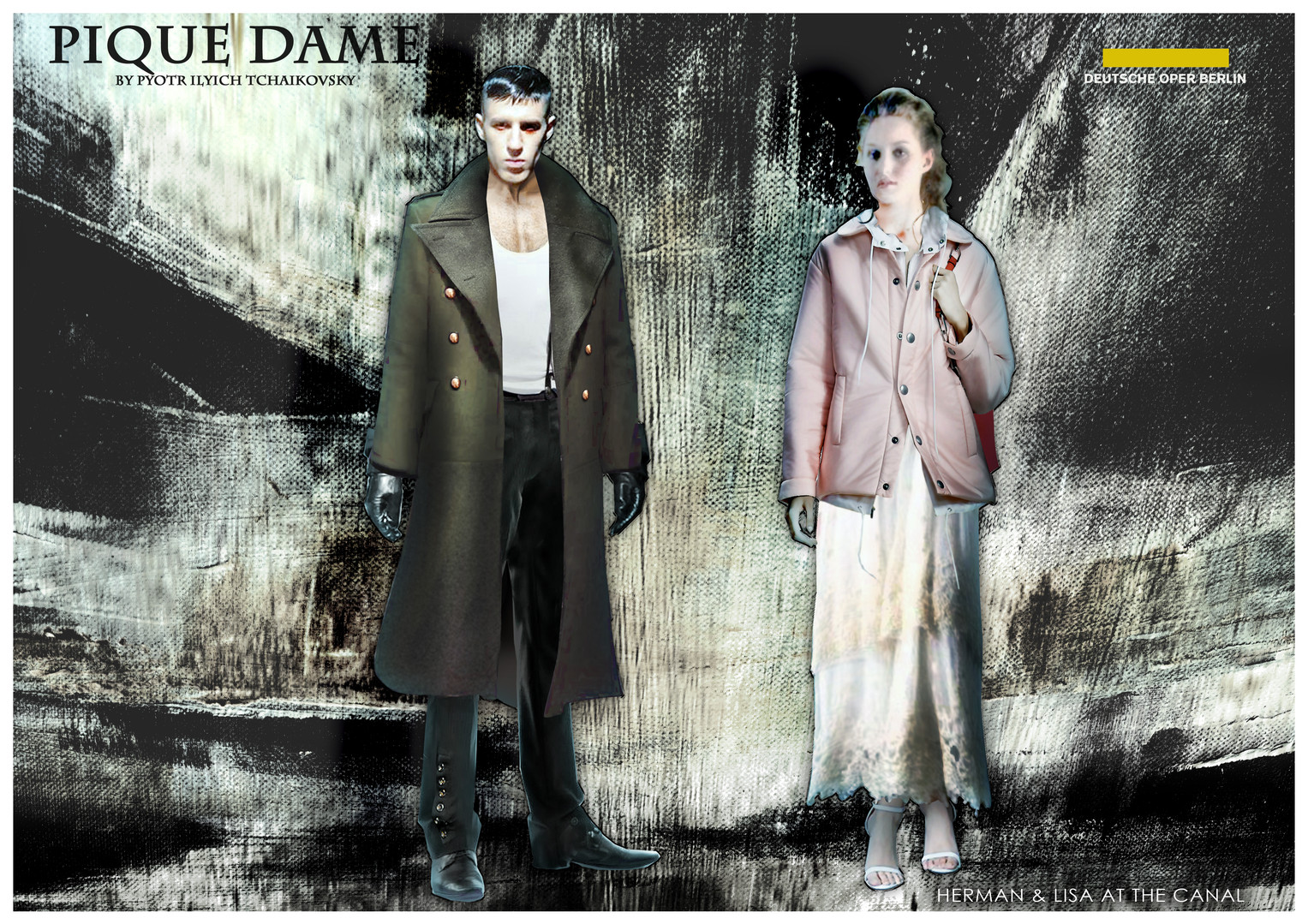 PIQUE DAME_Costume_HERMAN AND LISA AT TH