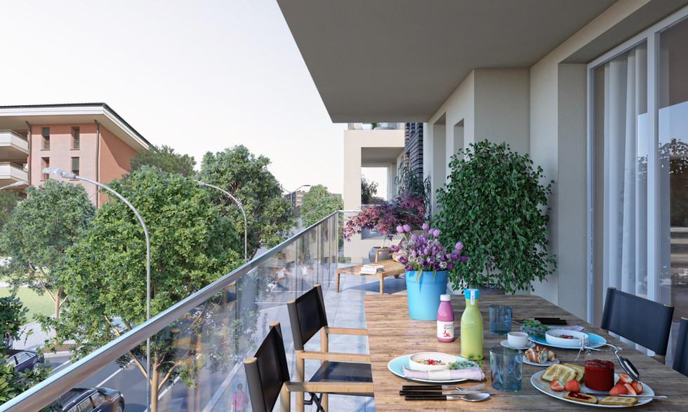 HOUSE SABINI - MILANO